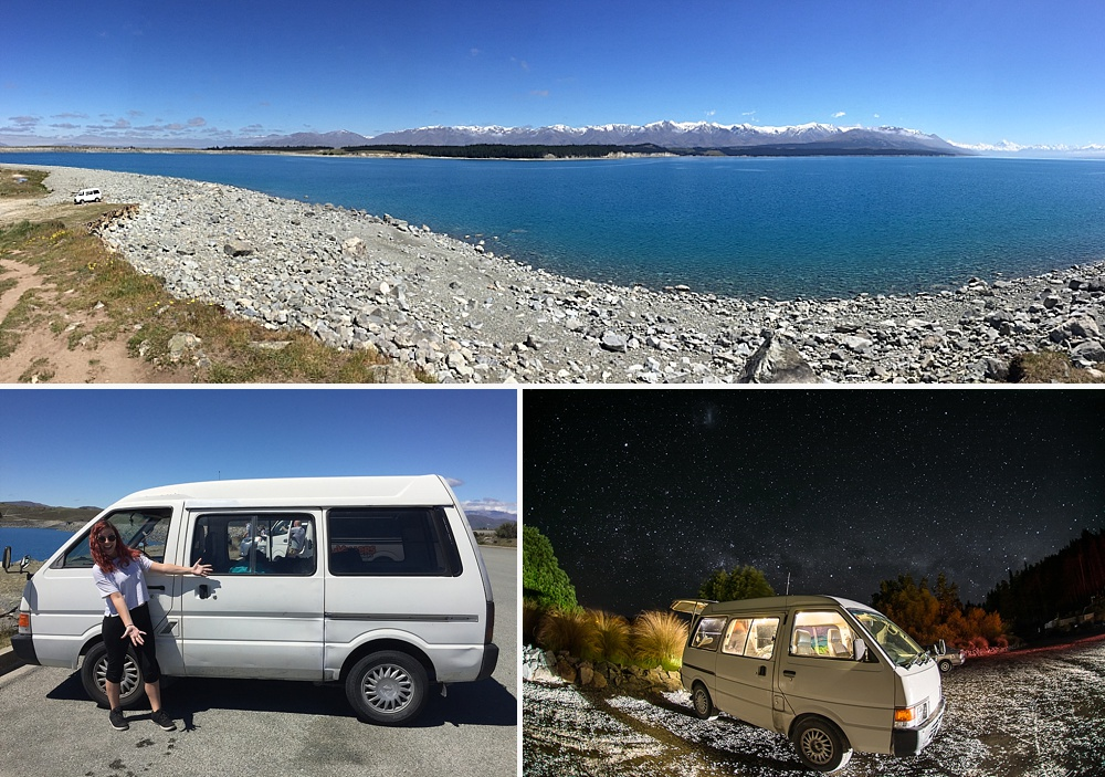 campervan resources in queenstown