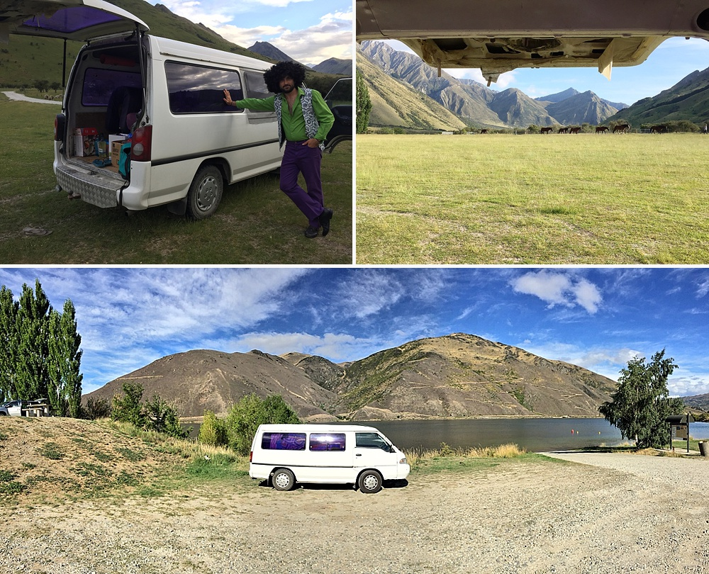 used campervans in queenstown new zealand