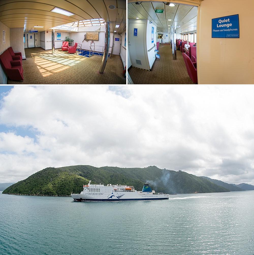 interislander ferry price new zealand