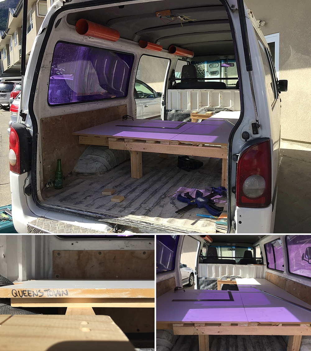campervan renovations queenstown new zealand