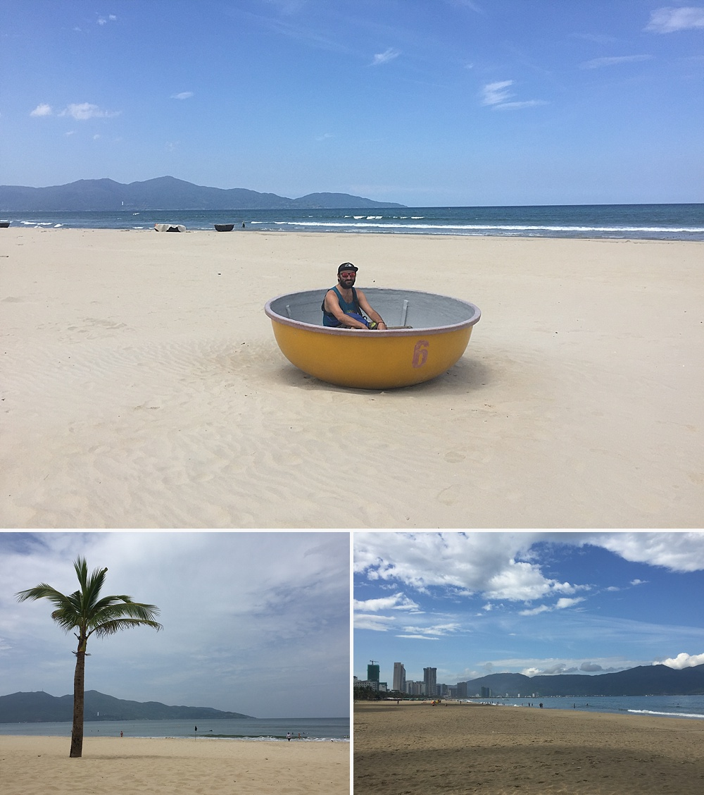 da nang beach activities