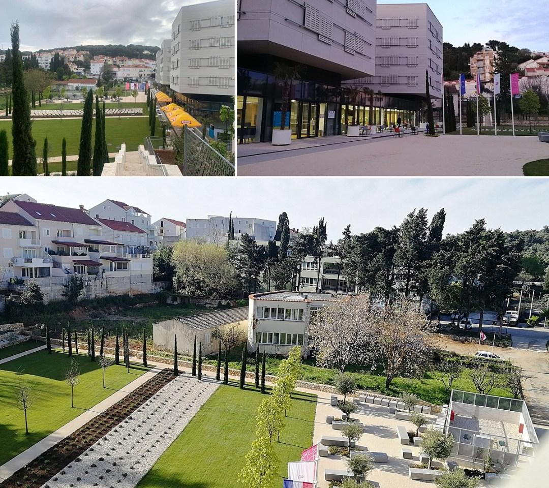 where to live in lapad dubrovnik croatia