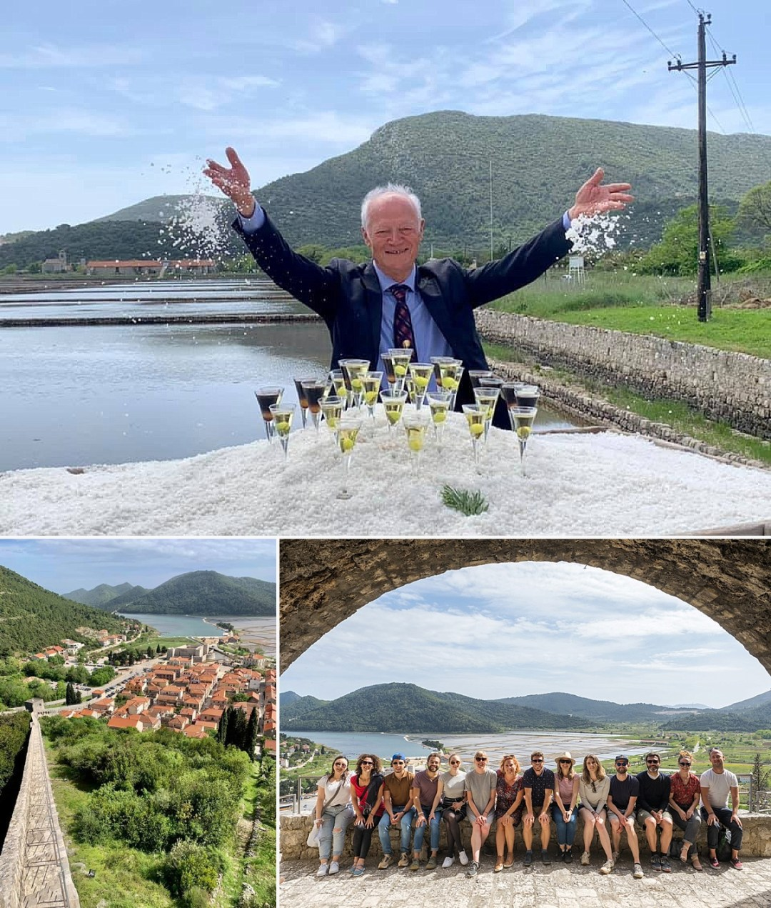 ston saltworks day trips from dubrovnik