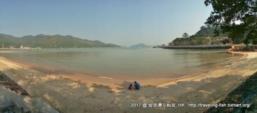 HK : 短行愉景灣至梅窩 – 漂泊中的魚