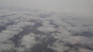 DTW from the sky