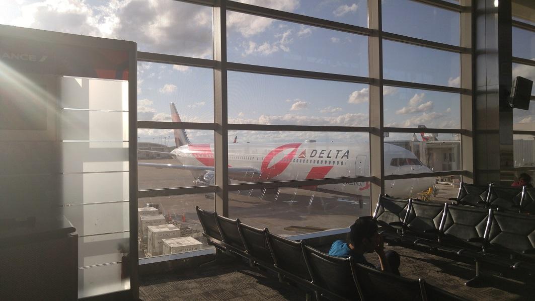 Delta's BRCF 767-400ER: Pink Force One
