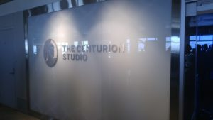 Centurion Studio Entrance