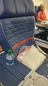 First Class on a 737-900