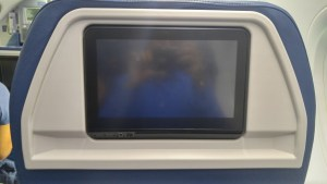 737-900 In-Flight Entertainment