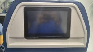 737-900 In-Flight Entertainment