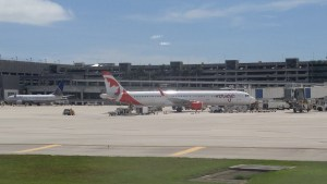 AirCanada Rouge A321!