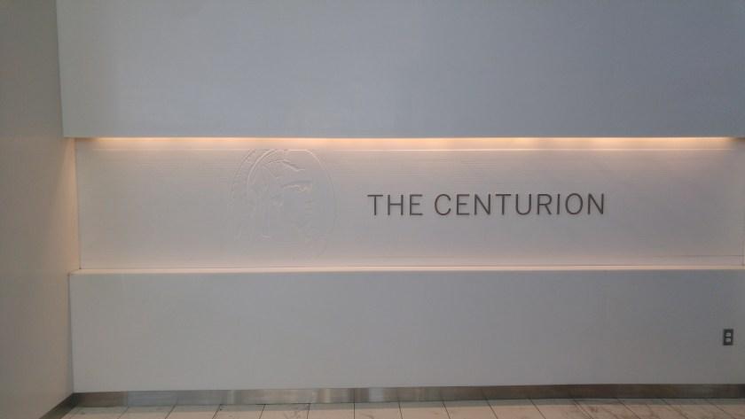 The Centurion!