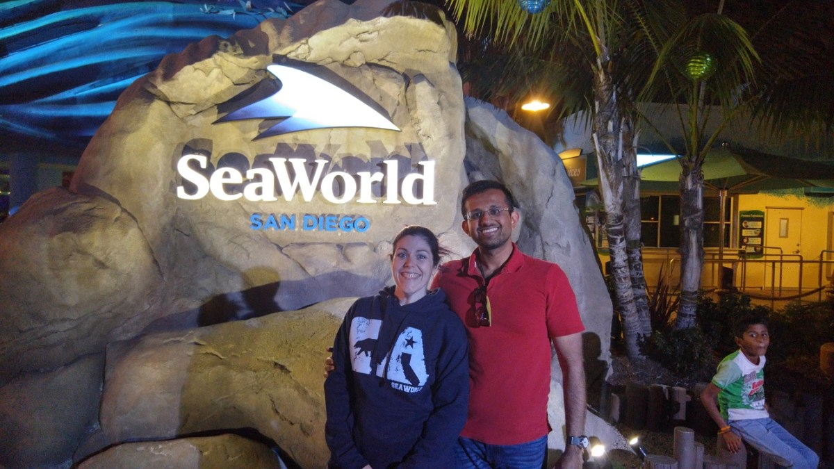 Vacation Report, San Diego, CA: SeaWorld
