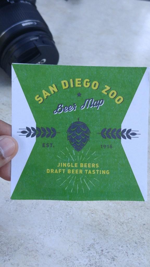 Beer! Yay, beer!