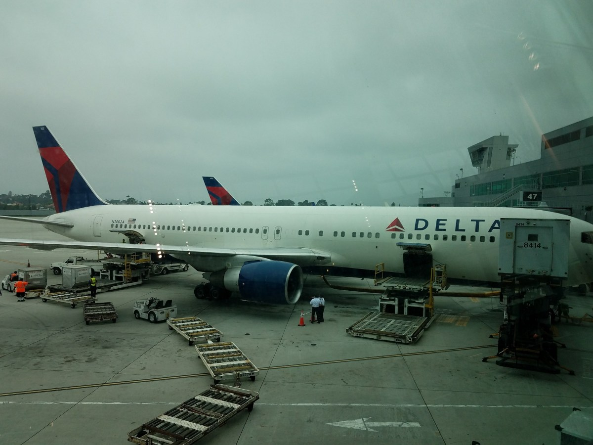 @Delta's Narrow Wide-Body, the Domestic 767-300
