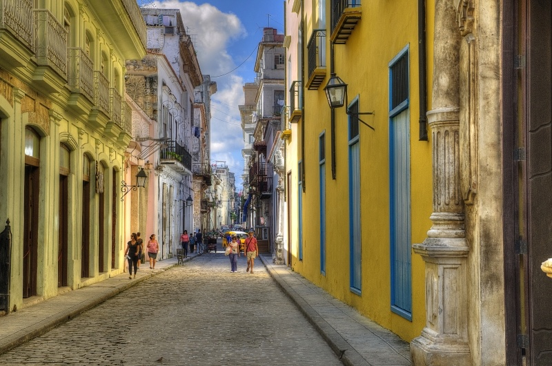 Havana, Cuba - havana vieja