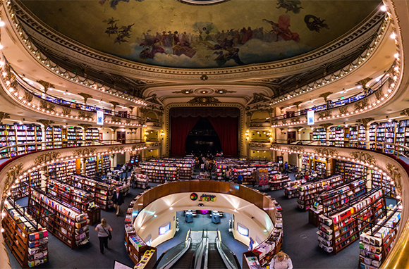 Most Incredible Bookstores in the World