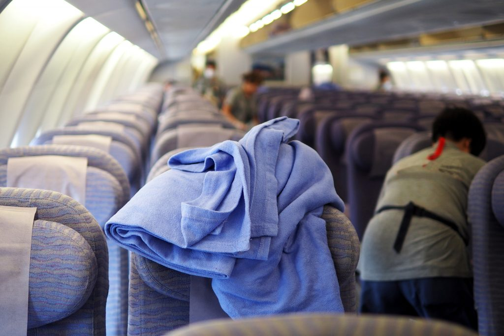 overnight flight