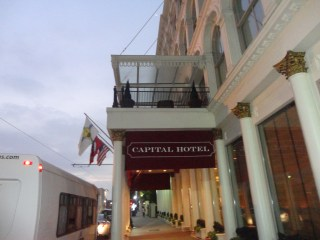The Capital Hotel is capital!