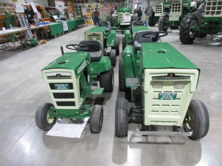 Tractor Winter Conventions - Good for the Collector's soul