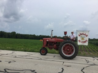 Traveling Tractors - all for a good cause!