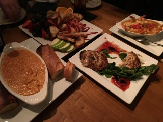 Dining at Jacksonville Beach