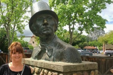 Solvang is All About Hans Christian Andersen