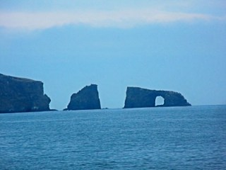 The Channel Islands and a whale watching trip!