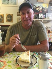 Myrtle's in Princeton, a Pie Kind of Place!