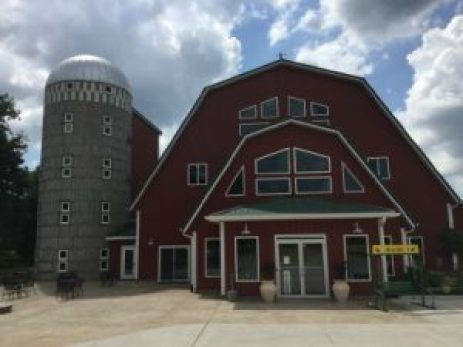Barnacopia is located outside of Polo, Illinois.