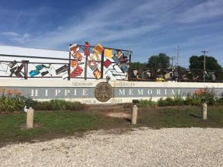 Arcola's Hippie Memorial