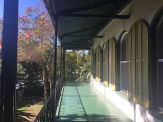 The Hemingway House, a Key West Legend