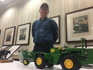 Scratch Built Models at the Gateway Mid-America Toy Show