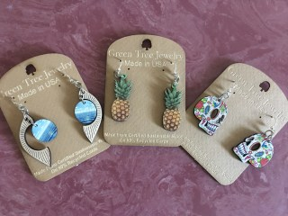 Jewelry from Green Tree perfect for travel!