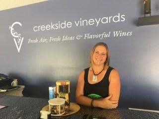 Creekside Vineyard Inn and Tasting Terrace - a dream realized