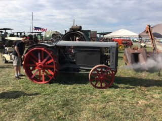 Half Century offered up some neat tractor variations!