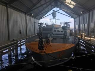 PT Boat Tour!