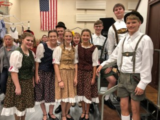 The Ferdinand Christkindlmarkt a Holiday Shopping Experience!