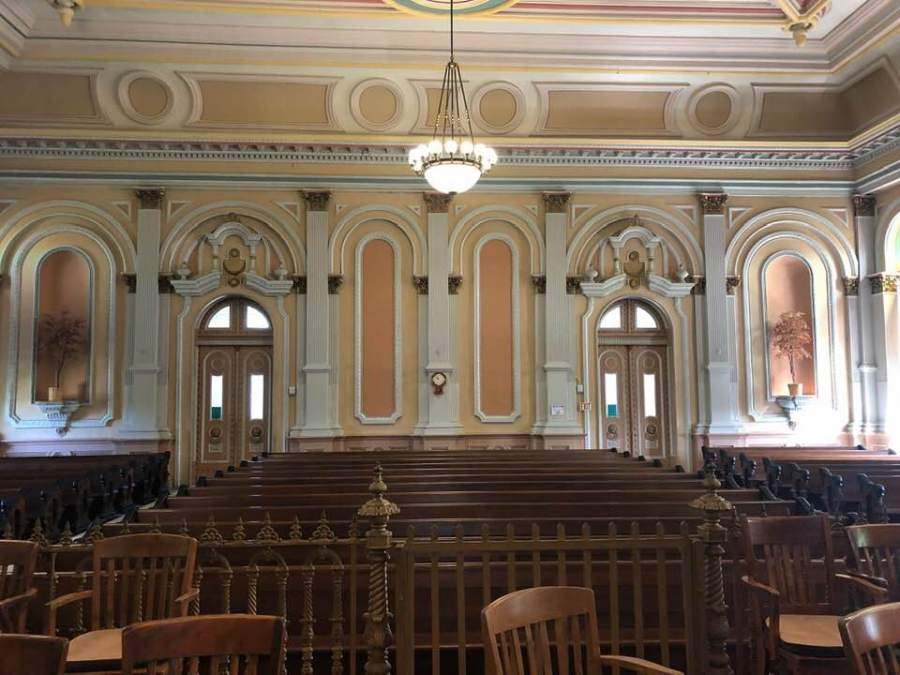 Million Dollar Courthouse