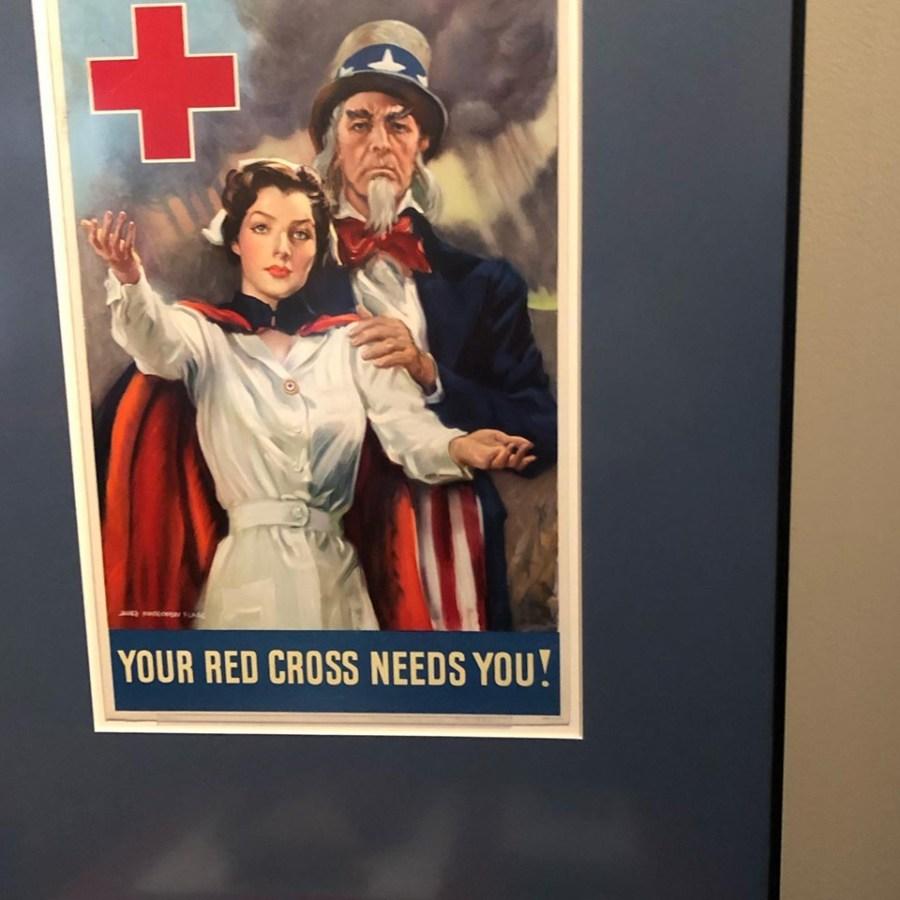 D-Day exhibit