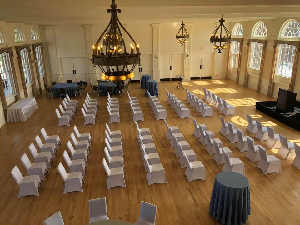 The Stella ballroom