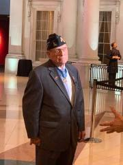 Hershel 'Woody' Williams Medal of Honor Speaks