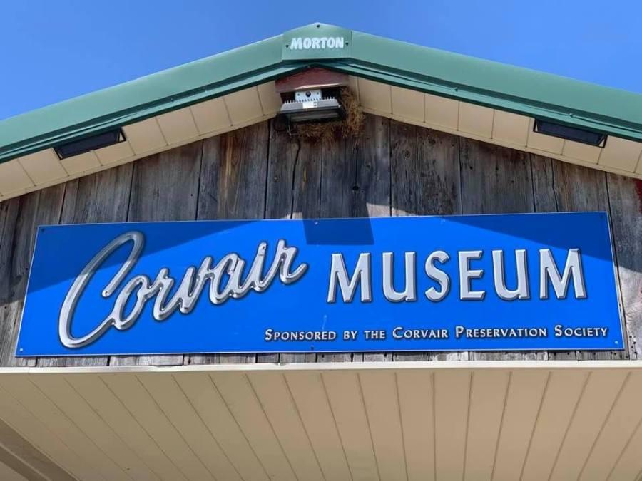 corvair museum