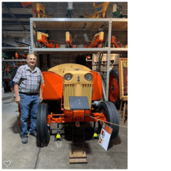 Visit to the American Tractor Museum