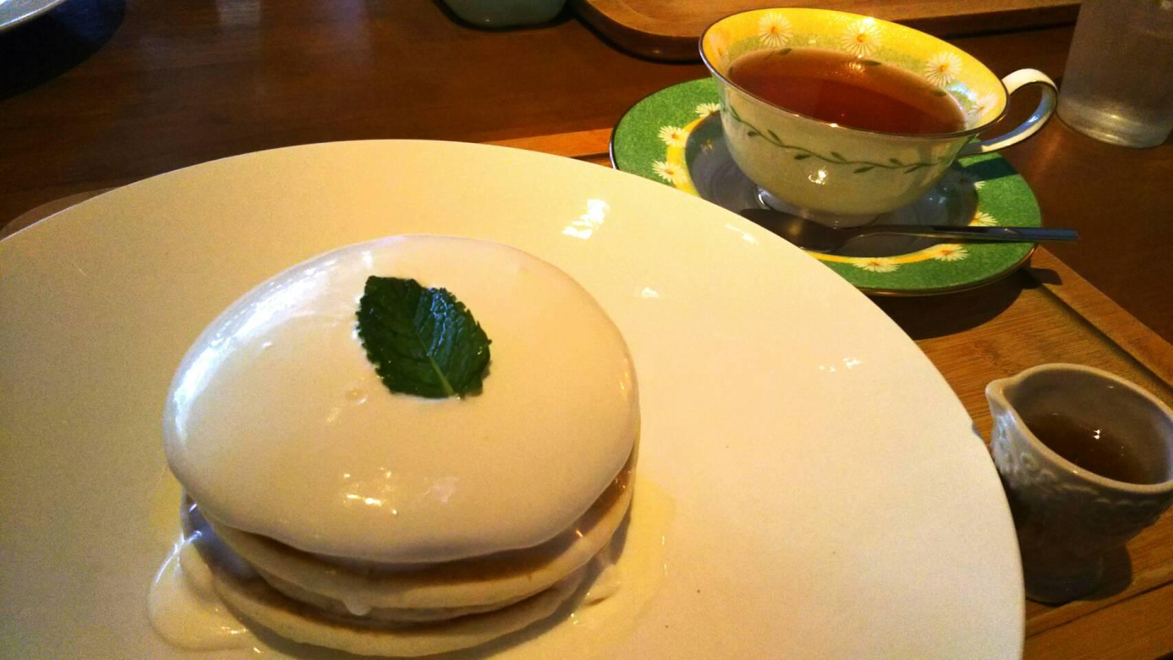 室蘭でランチ♪パンケーキが食べられるお店コロニー(Colony)