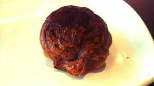 ロイズ生チョコオーレのパン
