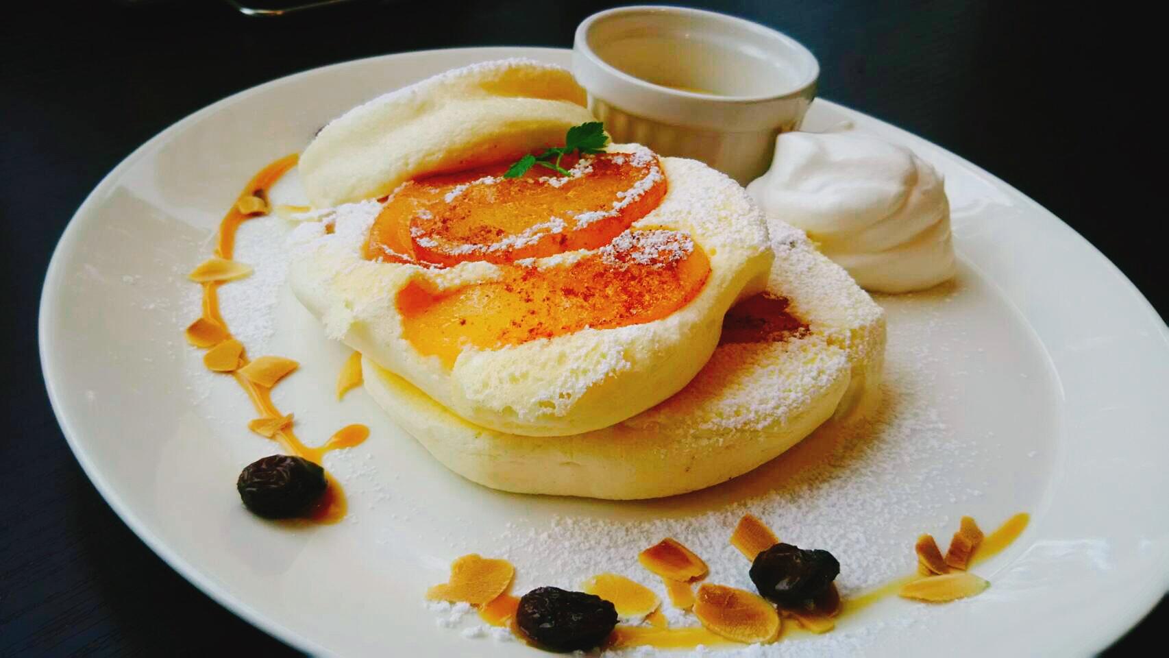 札幌のカフェKANON PANCAKESでパンケーキ!
