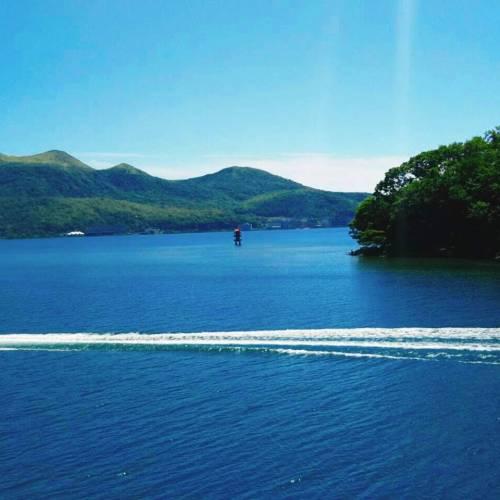 魅力がいっぱい!洞爺湖の遊覧船クルーズ