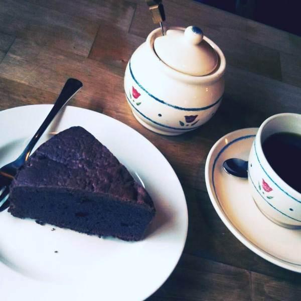 アウルという名前のカフェ in 八雲町!