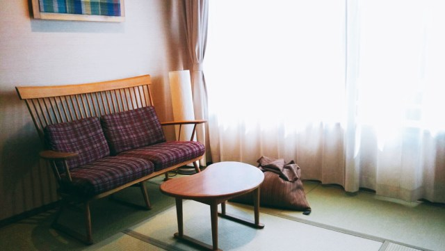 ホテル志戸平の和洋室